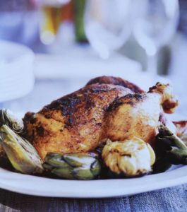 Rossotti Ranch roasted chicken